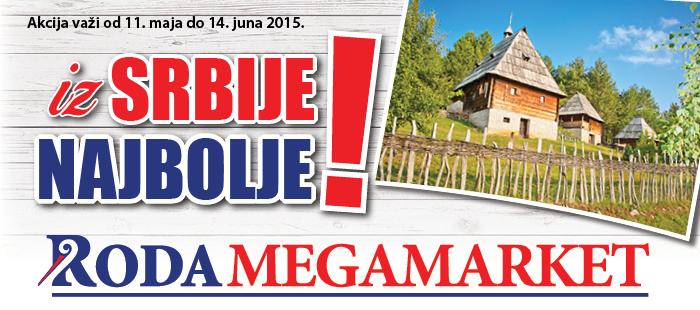 Iz Srbije najbolje