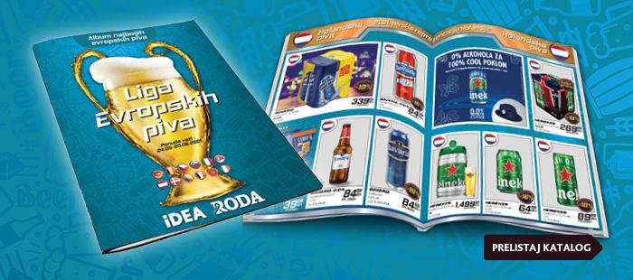 Liga evropskih piva