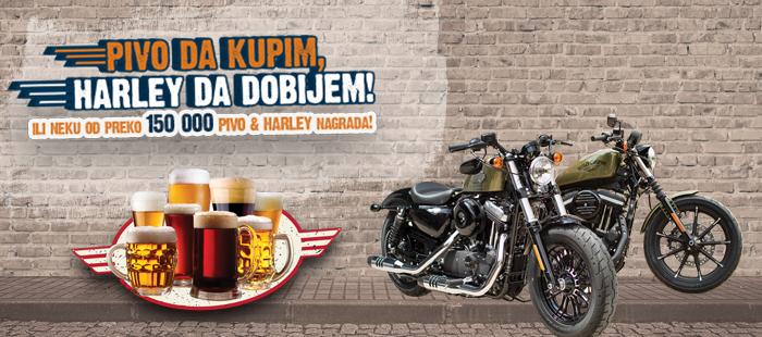 Specijal Pivo i Harley