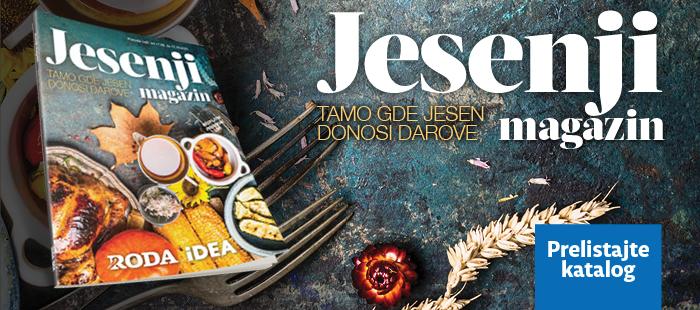 Jesenji magazin