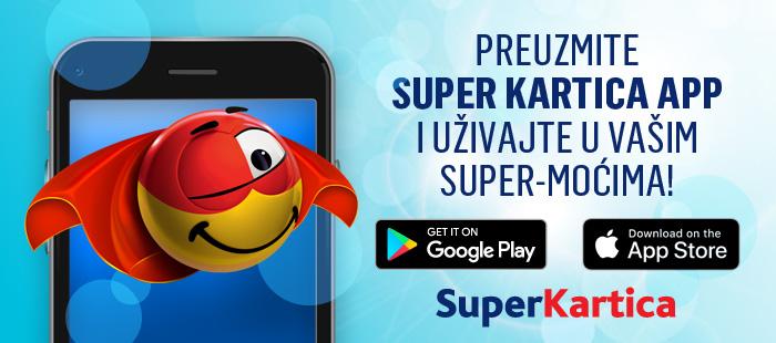 Super Kartica app