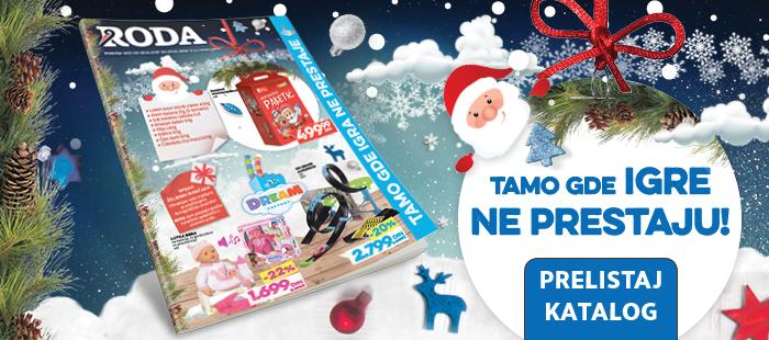 Novogodišnji slatkiši i igračke