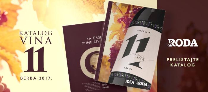 11. katalog vina