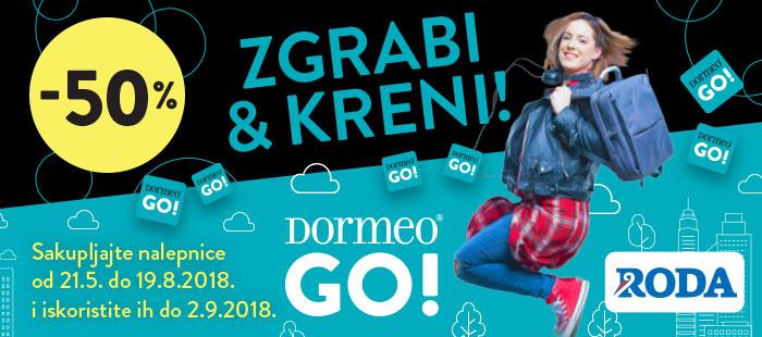 Dormeo GO!