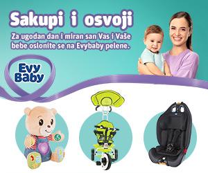 Evy baby akcija