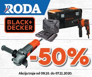 Black&Decker alat
