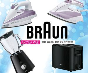 Braun proizvodi