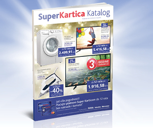 Super Kartica katalog