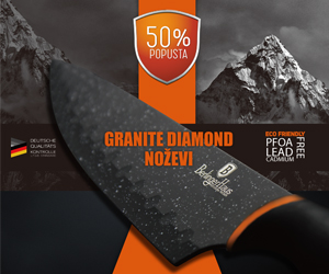 Granite diamond noževi