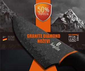 Granite diamond noževi