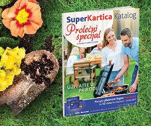 Super Kartica katalog, prolećni specijal