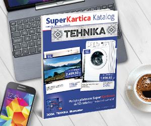 Super Kartica katalog tehnike