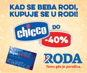 Chicco akcija