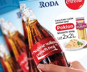 Akcija Coca Cola
