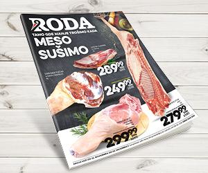 Tamo gde manje trošimo kada meso sušimo