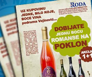 Akcija vinarije Vojinović