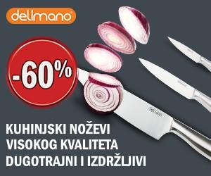 Delimano gourmet noževi