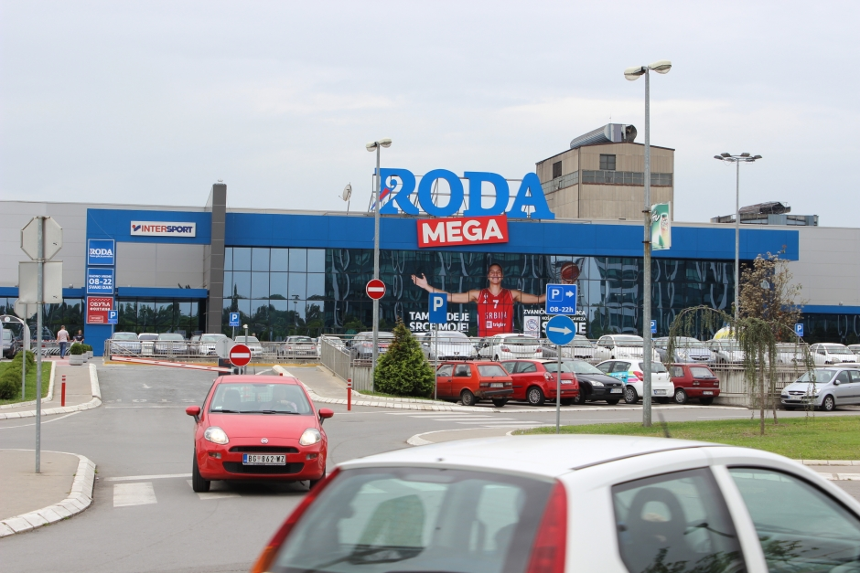 Lokacije Roda