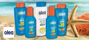 Uživajte na plaži uz nove Olea proizvode