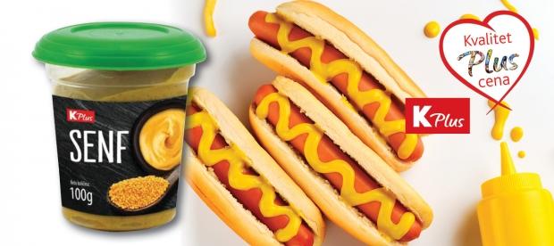 Predstavljamo vam K plus senf