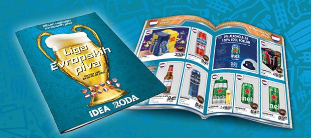 Liga Evropskih piva u Roda radnjama