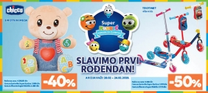 1. rođendan Super Klubića