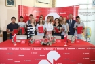 Đaci poljoprivredne škole PK Beograd na dan dobijanja diploma dobili posao u Roda, IDEA i Mercator prodavnicama