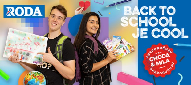 Back to school je cool