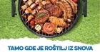 Velike roštiljade u subotu u Rodama