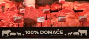 Samo domaće meso može da bude 100% sveže