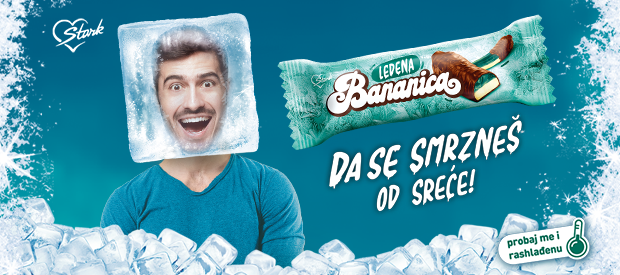 Nova Ledena Bananica!