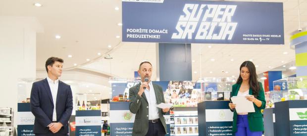 Startuje Super Srbija