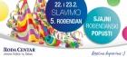 Roda Centar Šabac u subotu, 22. februara proslavlja svoj 5. rođendan
