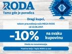 -10% popusta tokom preuređenja