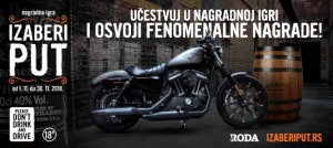 Harley Davidson i Jack Daniel's te nagrađuju