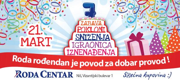 7. Rođendan Roda Centra Niš.