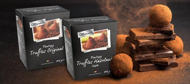 Čokoladna fantazija zvana Truffles