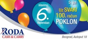 Roda-CashCarry-Beograd-5-i-6-jula-2017-proslavlja-svoj-6-roendan