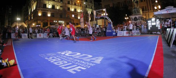 Olimp je šampion Roda 3x3 prvenstva Srbije