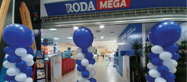 Posle više od dva meseca renoviranja, naša RODA Mega Novi Beograd radi u novom sjaju!