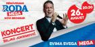 Veliki koncerti Željka Joksimovića i Dejana Petrovića
