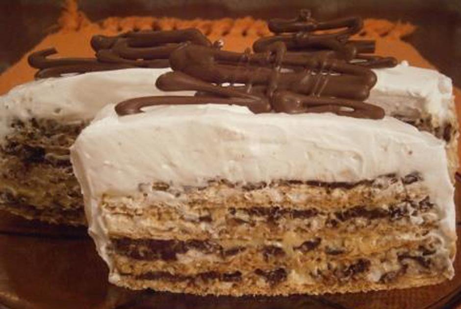 Hrskava torta