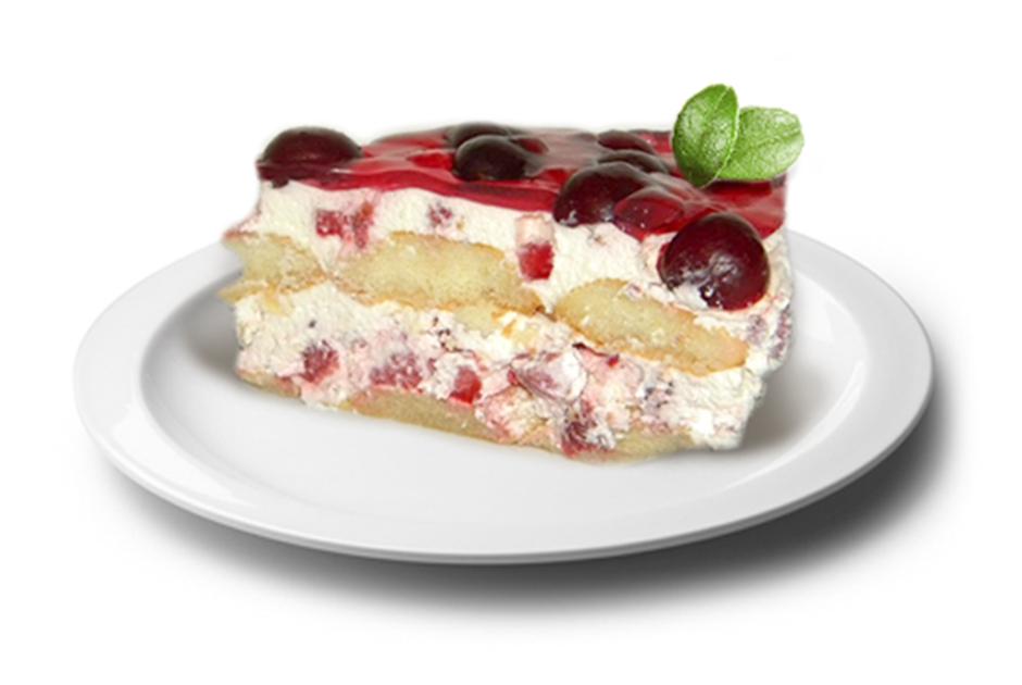 Torta sa višnjama i brusnicom